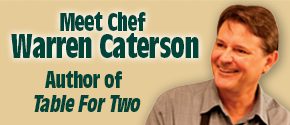 Chef Caterson at the Orlando Home Garden Expo