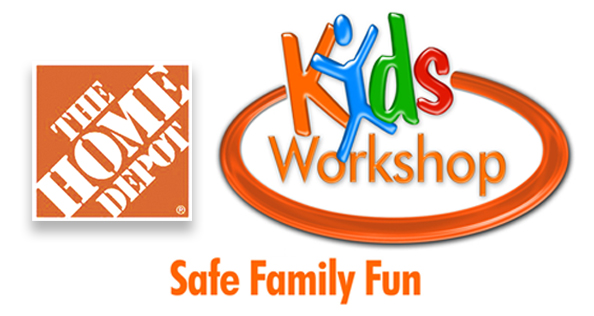 Home Depot Kids Workshop at Central Florida Home Expo in Orlando