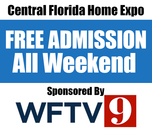 Free Admission to Orlando Central Florida Home Expo